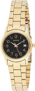 Relógio Feminino Casio Analógico LTP-V002G-1BUDF-BR - Dourado