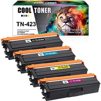 Le cartucce di toner Ciano per Brother TN423 DCP-L8410CDW HL-L8260CDW HL-L8360CDW