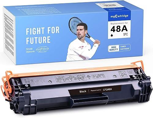 high quality MYCARTRIDGE Compatible Toner Cartridge Replacement for HP 48A CF248A for high quality Laserjet MFP M29 M28 outlet online sale Pro M15 M16 M31w (Black, 1-Pack) sale