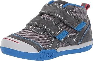 Skechers Kids Boys' Flex Play-MID Dash Sneaker