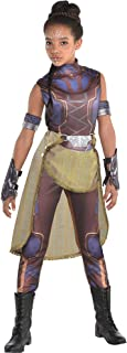 Suit Yourself Shuri Halloween Costume for Girls, Black Panther Movie, Medium, Includes Accessories