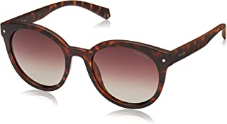 Polaroid 6043-S Gafas de Sol para Mujer, Dark Havana, 51 mm
