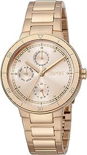 ساعة كوارتز كرونوغراف عصرية للنساء من اسبريت - ES1L226M0035