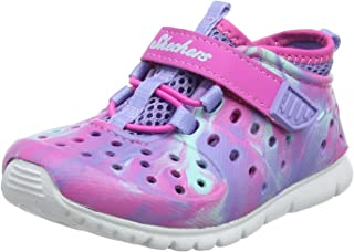 Skechers Girls' Hydrozooms Trainers, Pink (Pink/Multicolour), 4 UK 21 EU