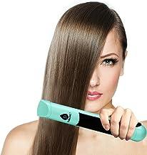 Pursonic Rechargeable USB Hair Straightener Mini Cordless Flat Iron, Portable Travel..