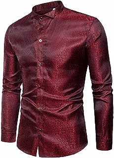 Amazon.es: Camisa De Seda - Hombre: Ropa