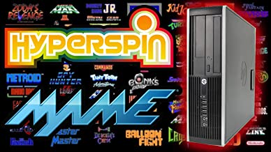 hyperspin arcade pc