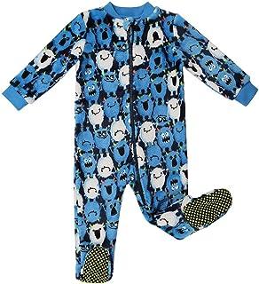 Baby and Toddler Girl's Boy's Non-Slip Fleece Footed...