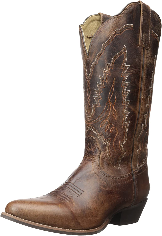 Smoky Mountain Womens Amelia Round Toe Boot