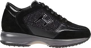 HOGAN Luxury Fashion Womens HXW00N0BH50LKAB999 Black Sneakers | Fall Winter 19