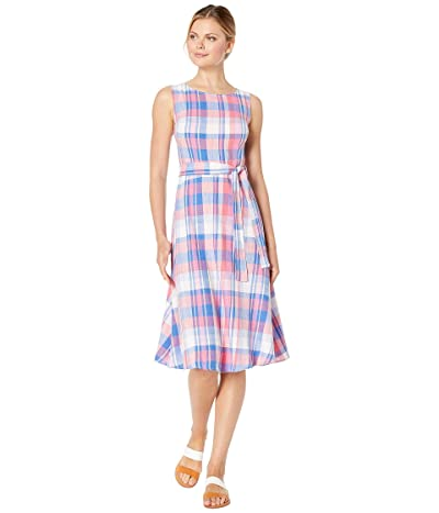 Joules Fiona (Pink Check) Women