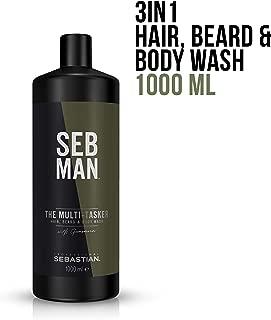 SEB MAN The Multi-Tasker Hair Beard and Body Wash