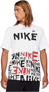 Nike Men's M NSW Tee Printed AOP Hbr T-Shirt