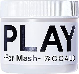 GOALD(ゴールド)ヘアワックス(プレイ )自由自在 90g 中野製薬共同開発 中村トメ吉プロデュース