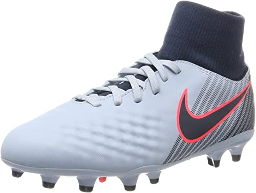 Nike Magista Onda II DF FG, Chaussures de Football Mixte Enfant