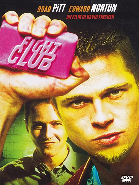 Dvd - film - fight club B00AFSMUSW