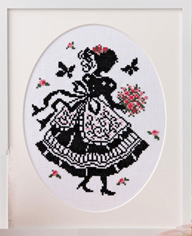 mejor precio Orimupasu made cross stitch embroidery kit kit kit  stitch girl Onoe, Megumi  No.7384 bouquet (japan import)  venta caliente en línea