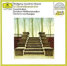 Mozart: Horn Concertos Nos.1 - 4