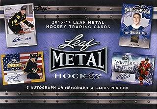 Best leaf metal hockey cards Reviews