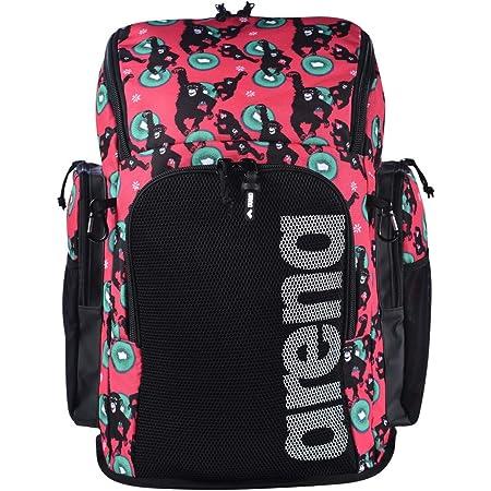 ARENA Bolsa Team Backpack 45 Allover Monkey Tasche, AFFE, Einheitsgröße
