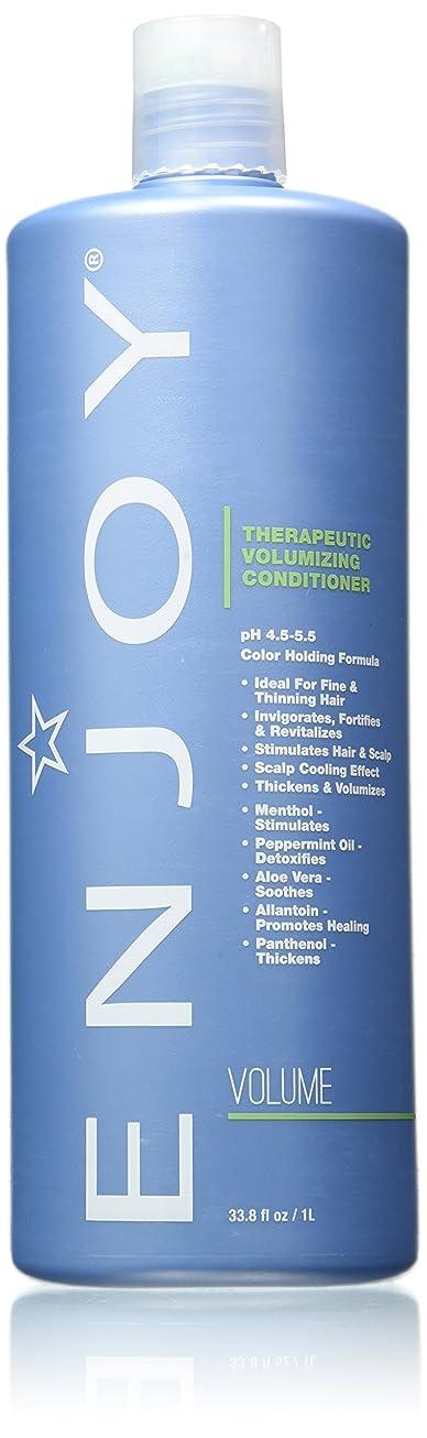 体操選手演じる簡略化するTherapeutic Volumizing Conditioner, 33.8 fl.oz.