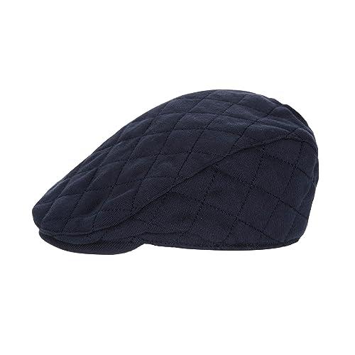 d17bd182 J By Jasper Conran Kids Baby Boys' Designer Navy Quilted Flat Cap