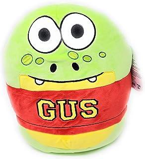 J.F.W Kids Boys Ryans Ryan Ryan's World Gus The Gator Squishmallow (Bonus JFW Exclusive Silly Sand) ~ Super Soft Plush Toy Animal Pillow Pal Pillow Buddy Stuffed Animal Birthday 2pc