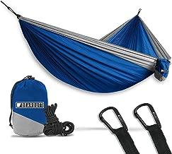 Bear Butt Hammocks - Camping Hammock for Outdoors, Backpacking & Camping Gear - Double hammock, Portable hammock, 2 Person Hammock for Travel, outdoors - Tree & Hiking Gear - Hammock that Holds 700lbs