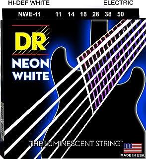 سلاسل غيتار كهربائي من DR سترينغز HI-DEF NEON (NWE-11)