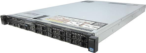 Dell PowerEdge R620 Server 2.20Ghz 16-Core 128GB 4X 600GB Mid-Level (Renewed)