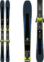 SALOMON XDR 80 Ti Skis w/ Z12 Walk Bindings Mens