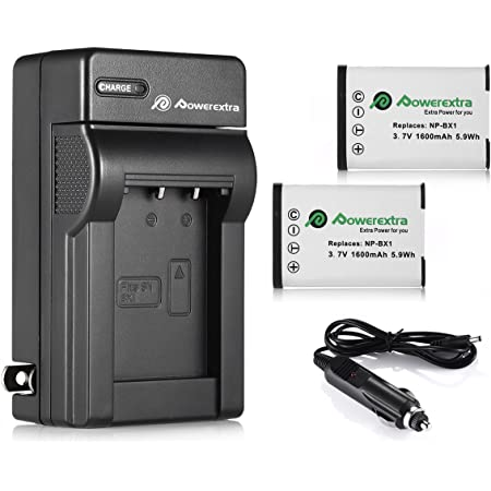 WX300 HDR-AS10 Cameras HX90V Batmax 4Packs NP-BX1 Battery and LCD Dual USB Charger for Sony NP BX1//M8 RX1 RX100 WX350 HX300 Cyber-shot DSC-HX80 HX50V H400 RX1R RX1RII 1600mAh