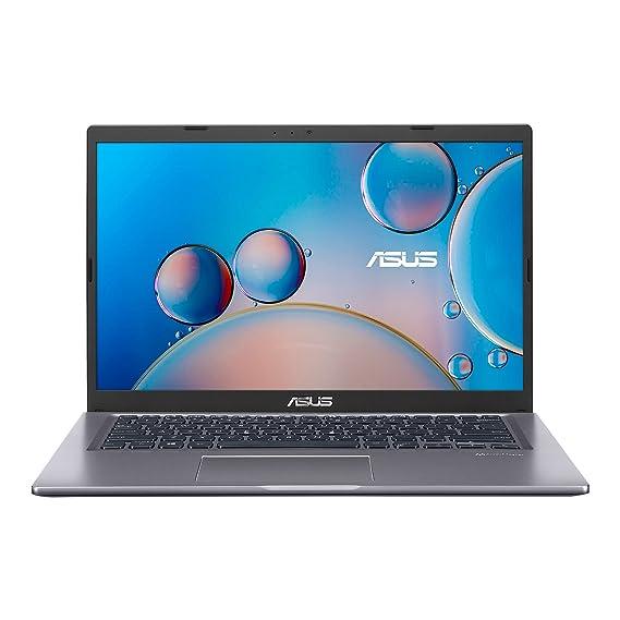 "Asus Vivobook X415EA-EK301T - Intel Core i3-1115G4 / 4GB / 256G PCIe SSD / Slate Grey / 14"" FHD / Windows 10 Home + McAfee/ Finger Print / 1 Year Warranty / 1.55 Kgs"