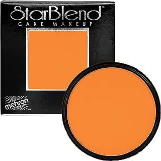 Mehron Makeup StarBlend Cake (2 oz) (Orange)