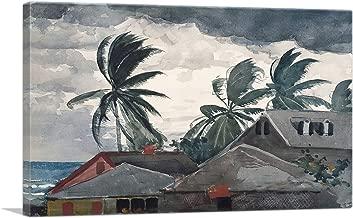winslow homer hurricane bahamas