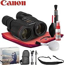 Canon 10x42 L is WP Image Stabilized Binocular - Exclusive Outdoors Binoculars Kit