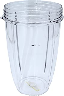 Blendin Replacement Parts, Fits Nutribullet 600W and 900W Blender Juicer (Tall Jar)