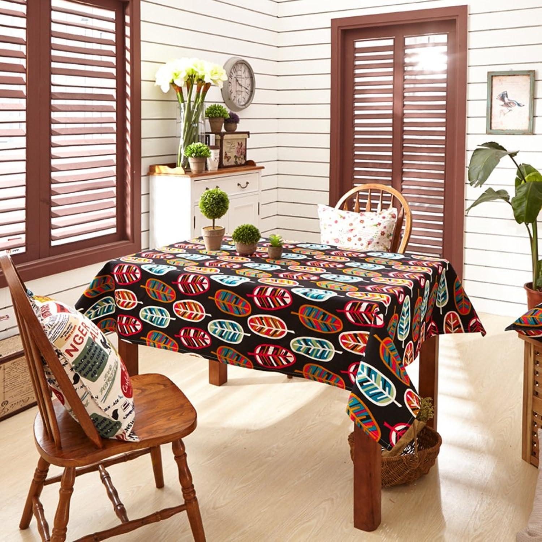 Pastoral Tuch Tischdecken Tischdecken Coffee Table  das Tischtuch TischdeckenB 150x220cm(59x87inch)
