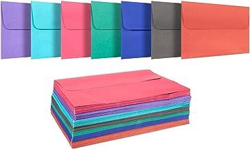 Best square coloured envelopes Reviews
