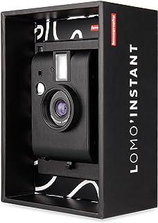 Lomography LomoInstant Negro + 3 Lentes- Cámara instantánea