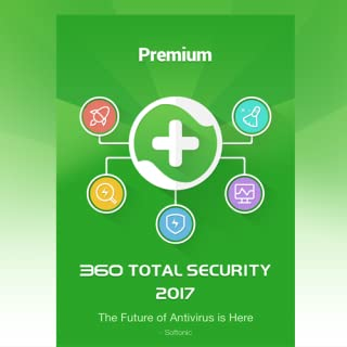 360 Total Security - Antivirus & Internet Security for PC 2017 [Download]