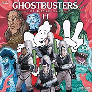 Cryptozoic Entertainment Ghostbusters 2 Board Game Board Games