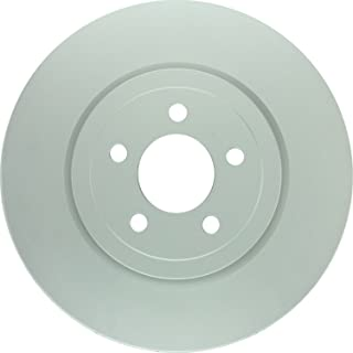 Bosch 16010195 QuietCast Premium Disc Brake Rotor For Select Chrysler: 2005-2016 300; Dodge: 2009-2016 Challenger, 2006-2016 Charger, 2005-2008 Magnum; Front