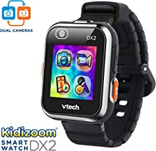 VTech KidiZoom Smartwatch DX2 Black (Amazon Exclusive), Great Gift For Kids, Toddlers,..