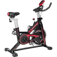 Deals on SONGMICS Stationary Bike Indoor Cycling Bike