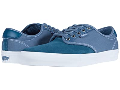 Vans Chima Ferguson Pro ((Mirage) Blue/White) Skate Shoes