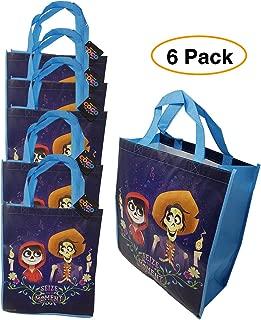 Disney Coco Large Non-Woven Tote Bag - 15.6