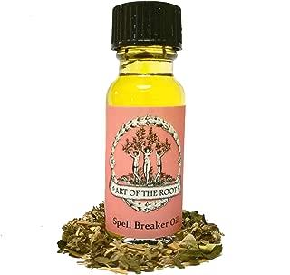 Spell Breaker Oil 1/2 oz Hoodoo Voodoo Wicca Pagan Santeria