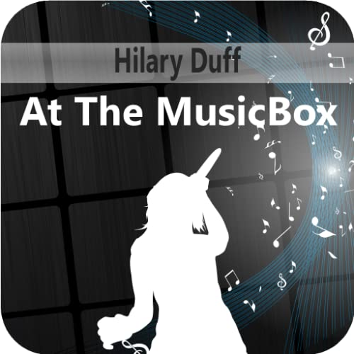 Hilary Duff At The MusicBox
