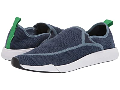 Sanuk Chiba Quest Knit (Navy) Men